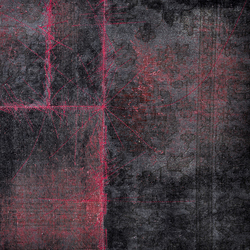 The Mashup Magma smoke black | Rugs / Designer rugs | kymo