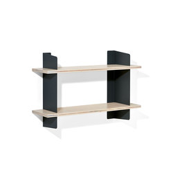 Atelier shelving | 1000 mm | Office shelving systems | Richard Lampert