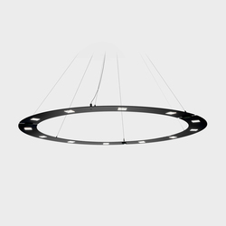oneLED chandelier | Ceiling suspended chandeliers | oneLED