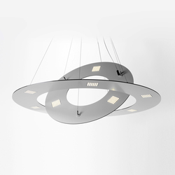 oneLED chandelier | Lustres suspendus | oneLED
