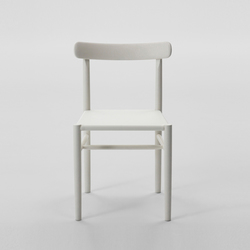 Lightwood Armless Chair (Mesh Seat) | Restaurant chairs | MARUNI