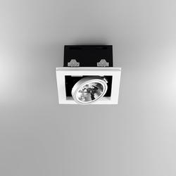 XGQ1034-1 | Lámparas empotrables de techo | Panzeri