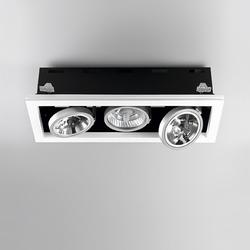XGQ1034-3 | Lámparas empotrables de techo | Panzeri