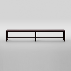 Asian Bench Bench 240 | Bancs d'attente | MARUNI