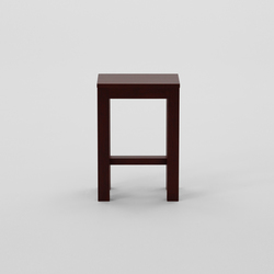 Asian Bench Stool | Hocker | MARUNI