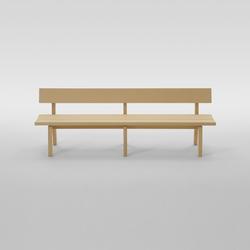 Botan Bench 210 | Wartebänke | MARUNI
