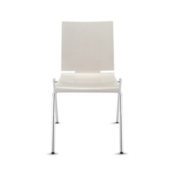 Amico Four-legged chair | Sillas multiusos | Dauphin