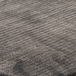 Suite BRLN Polyester anthracite | Rugs / Designer rugs | kymo