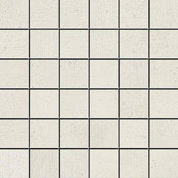 Beton white lappato mosaico | Mosaïques céramique | Apavisa