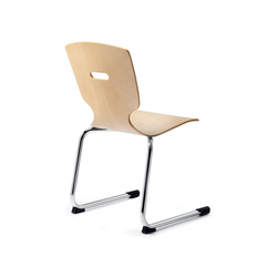 Amico extra Cantilever chair | Multipurpose chairs | Dauphin