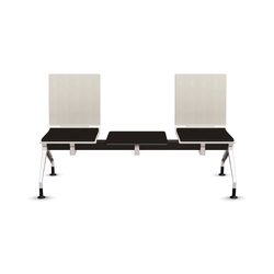 Amico Bench | Waiting area benches | Dauphin