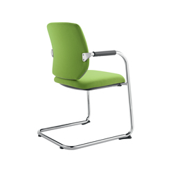 Bionic Cantilever chair | Visitors chairs / Side chairs | Dauphin