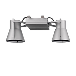 AiKU Surface-mounted spotlight Twin 1 | Ceiling-mounted spotlights | Alteme