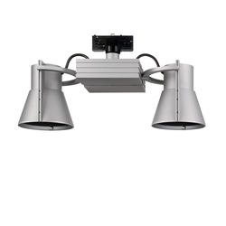 AiKU Track spotlights Twin 1 | Ceiling-mounted spotlights | Alteme
