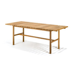 Djurö large dining table | Tables à manger de jardin | Skargaarden