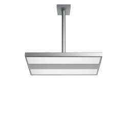 ECO R Tube pendant luminaire Prisma 1 | General lighting | Alteme