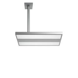 ECO R Tube pendant luminaire Prisma 2 | General lighting | Alteme