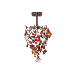Jewel Long Ceiling light PL 9 | General lighting | HARCO LOOR