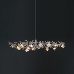 Jewel Diamond Oval Pendant lamp HL 15 | Iluminación general | HARCO LOOR