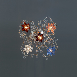Jewel Diamond Wall lamp PL 5 | General lighting | HARCO LOOR