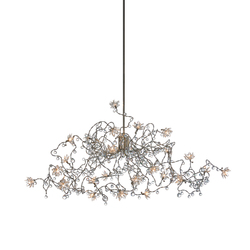 Jewel Diamond Suspension 3D HL 24 | Éclairage général | HARCO LOOR