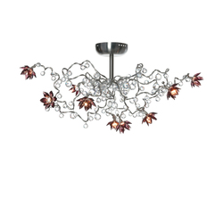 Jewel Diamond Pendant light 3D PL 9 | Illuminazione generale | HARCO LOOR