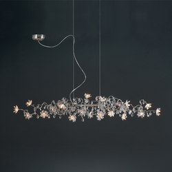 Jewel Diamond Sky Pendant light HL 18 | Suspended lights | HARCO LOOR