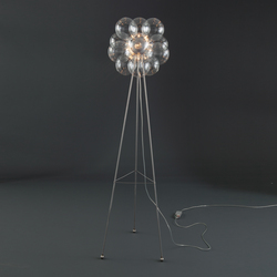 Molecule Diam Floor Lamp 38 FL 12 | Table lights | HARCO LOOR