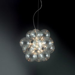 Molecule Diam Pendant light 38 HL 12 | General lighting | HARCO LOOR