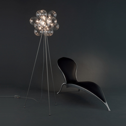 Molecule Diam Floor lamp 50 FL 12 | General lighting | HARCO LOOR