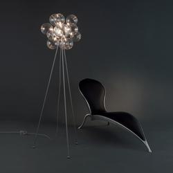 Molecule Diam Floor lamp 50 FL 12 | Illuminazione generale | HARCO LOOR