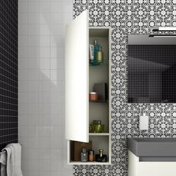 Reverse 110 wall vitrine | Contenitori bagno | SONIA