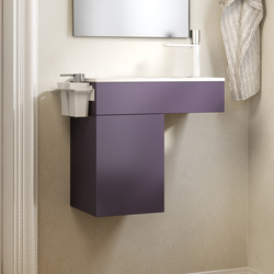 Puzzle 50 base unit right | Meubles sous-lavabo | SONIA