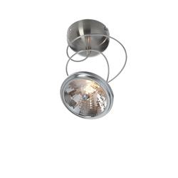 Target ceiling-/wall lamp PL 1 | Wall lights | HARCO LOOR