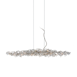 Tiara Diamond Sky Pendant light HL 30 | Suspended lights | HARCO LOOR