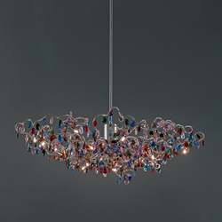 Tiara Pendant light HL 24 | General lighting | HARCO LOOR