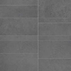 Anarchy anthracite natural mosaico plane | Ceramic mosaics | Apavisa
