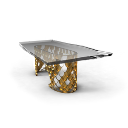 Koi | Dining Table II | Dining tables | BRABBU