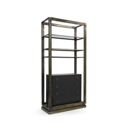 Hoplon | Bookcase | Shelves | BRABBU