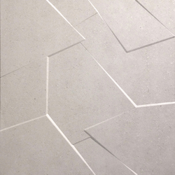 Anarchy ivory natural prism | Ceramic slabs | Apavisa