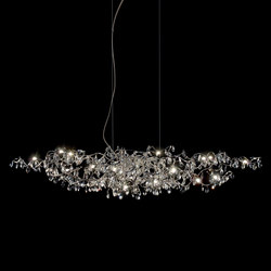 Tiara Sky Pendant light 30 | General lighting | HARCO LOOR