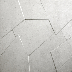 Anarchy white natural prism | Ceramic slabs | Apavisa