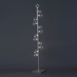 Track Zigzag Floor lamp FL 12 | General lighting | HARCO LOOR
