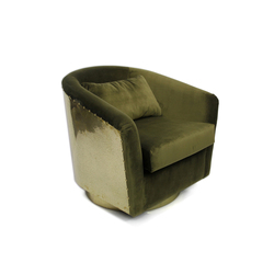 Earth | Armchair | Sessel | BRABBU