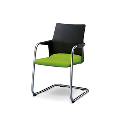 Agata / V | Visitors chairs / Side chairs | Kokuyo