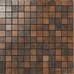 Metal policromático lappato mosaico | Metal mosaics | Apavisa