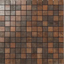 Metal policromático lappato mosaico | Mosaïques en métal | Apavisa