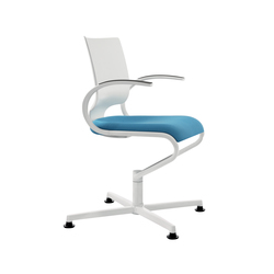 InTouch Conference swivel chair | Siegès de conference | Dauphin