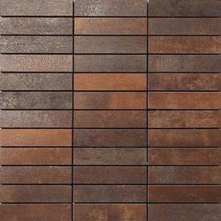 Metal policromático lappato mosaico | Metallmosaike | Apavisa