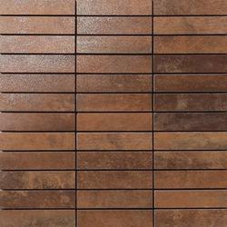 Metal copper lappato mosaico | Ceramic mosaics | Apavisa